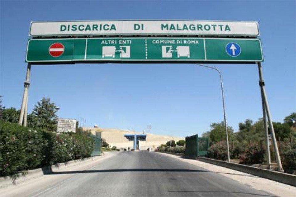 Benvenuti a Malagrotta, la discarica inquinata più grande d'Europa Panorama 31 Ottobre 2011