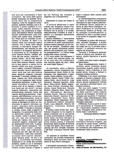 Franco Fragale e L'Effettismo Pagina 2