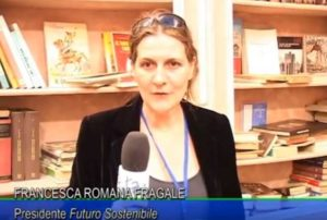 Video Intervista Francesca Romana Fragale