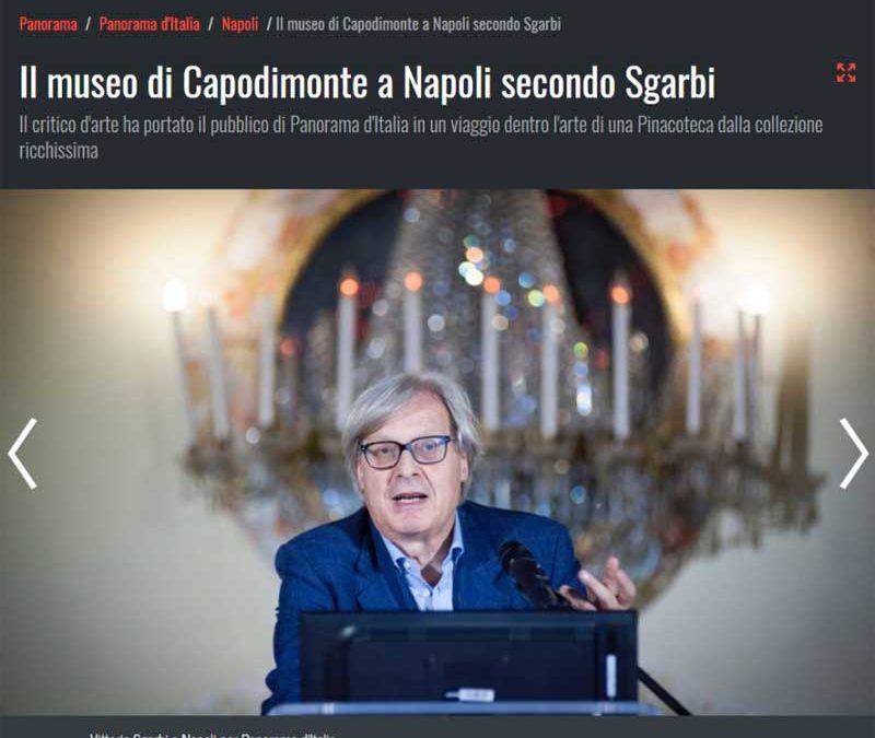 Il museo di Capodimonte a Napoli secondo Sgarbi.