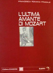 Libro L'ultima amante di Mozart