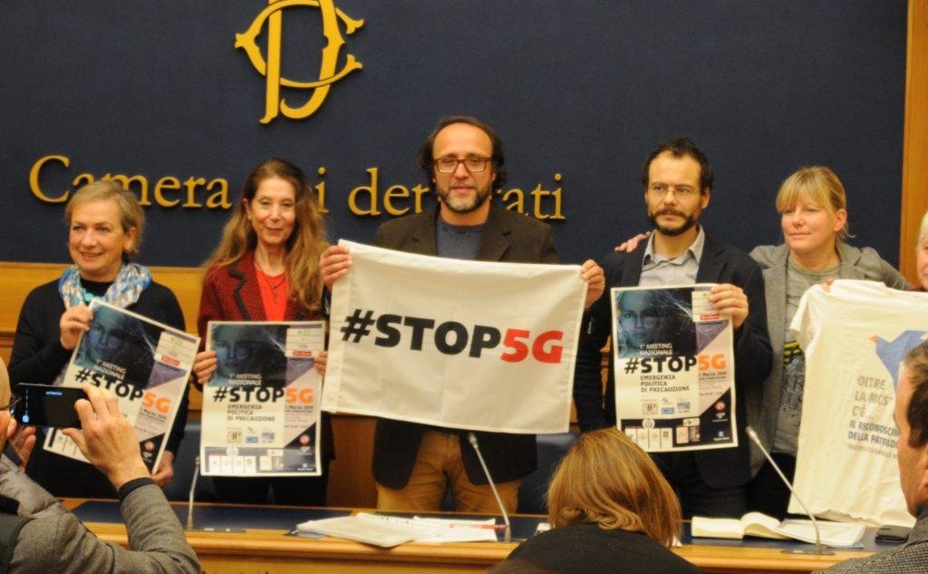 Stop 5G in Italia