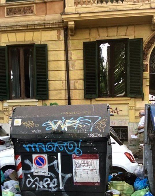 Roma, Viale delle Milizie