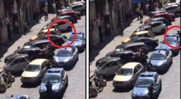 Pitbull a Napoli. Poliziotto morso, cane ucciso