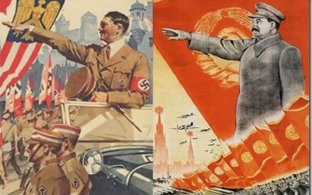 PARLAMENTO EUROPEO: LA RISOLUZIONE CHE EQUIPARA NAZISMO A COMUNISMO