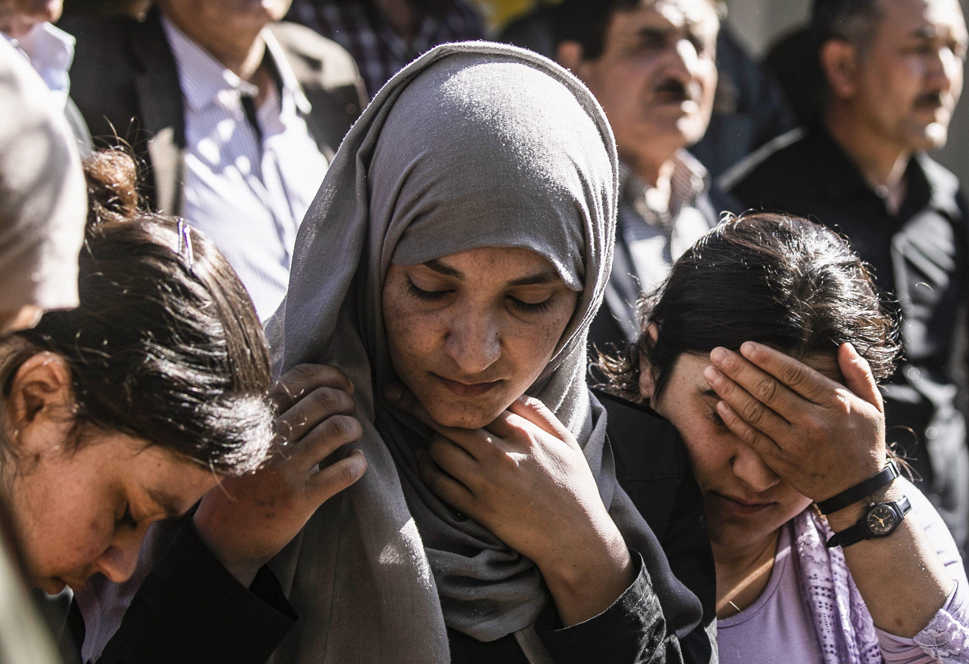 Fermiamo le violenze contro la popolazione curda in Siria