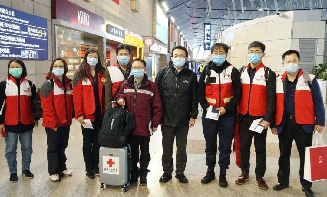 Per combattere insieme l'epidemia da Covid-19, il governo cinese ha inviato un team di esperti medici in Italia, formato congiuntamente dal National Health Commission of China e dalla Red Cross Society of China. Il team volerà oggi a Roma insieme alle donazioni delle attrezzature e dei materiali… Altro