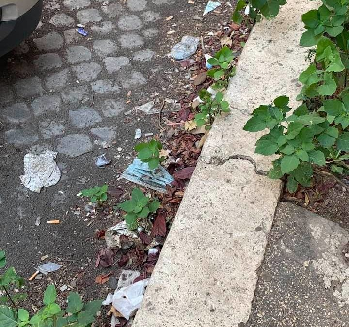 Roma sporchissima